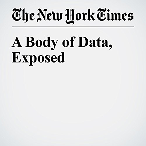 A Body of Data, Exposed audiobook cover art