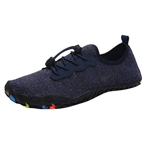 Haforever Mens Womens Water Shoes Sports Quick Dry Barefoot Diving Swim Surf Aqua Walking Beach Yoga Athletic Pool Shoes