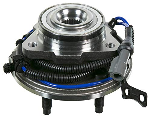 Price comparison product image MOOG 515078 Wheel Bearing and Hub Assembly