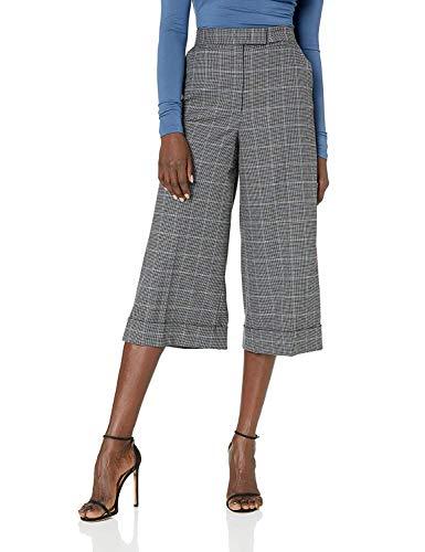 Anne Klein Women's Cuffed Culotte Pants