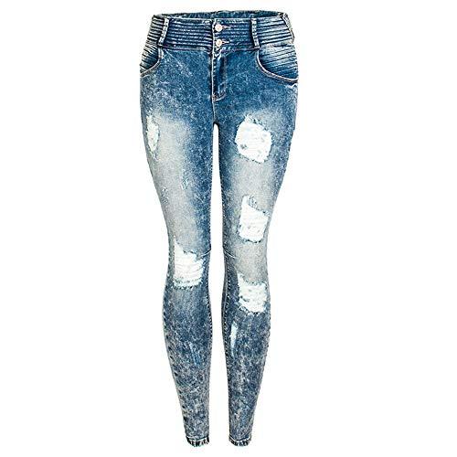 Pantalones Tejanos marca Shenme