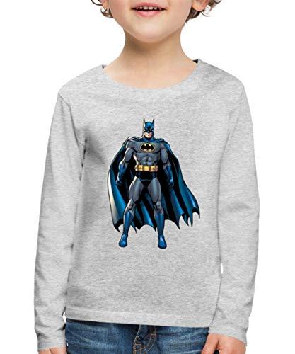DC Comics Batman Pose T-Shirt Manches Longues Premium Enfant