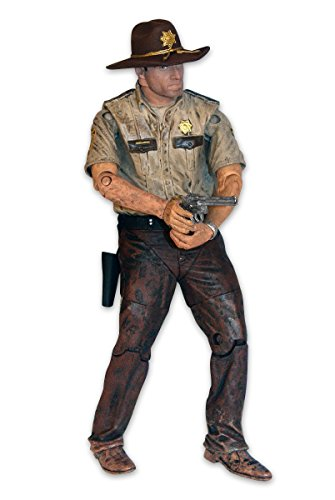 Walking Dead The TV Series 7 Exclusive Rick Grimes Action Figure