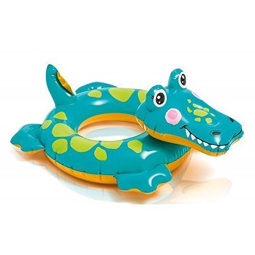 Lively Moments Kinderschwimmreifen Schwimmring / Schwimmreifen Tierwelt Krokodil