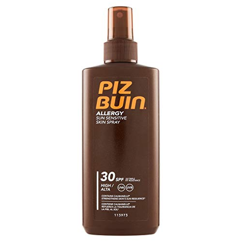Piz Buin Allergy Sun Sensitive Skin Spray SPF30 High Protection