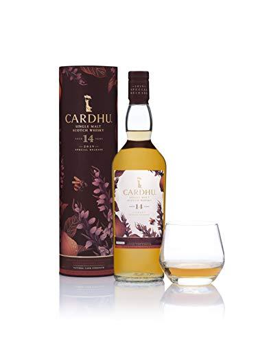 Cardhu 14 Años Whisky Escocés Special Release - 700 ml