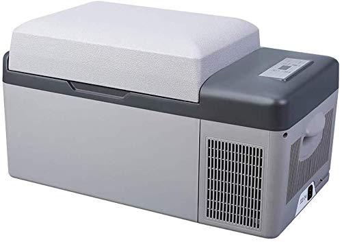 XWYSSH Veranstalter Auto Kühlschrank tragbare Digitalanzeige Kühlschrank Gefrierschrank Kompressor Auto und im Haus sind vorhanden (Größe : 20L)