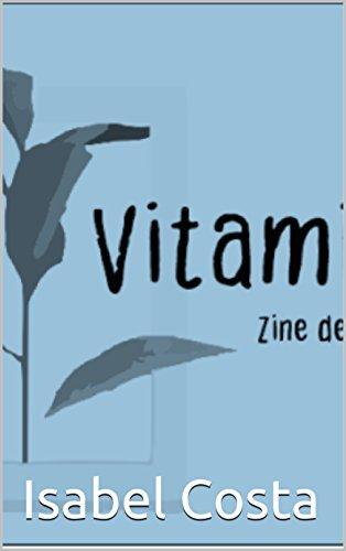 Vitamina D: Zine de Isabel Costa (Portuguese Edition)