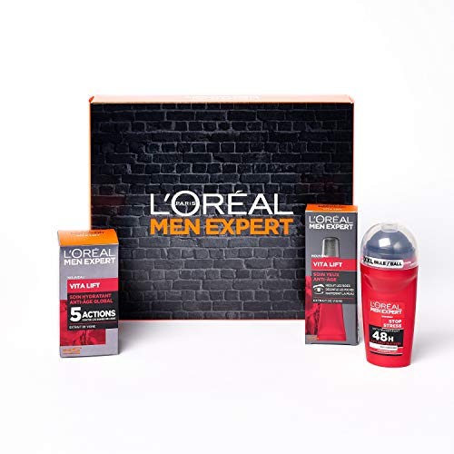 L'Oréal Paris Men Expert Vita Lift - Estuche 3 productos