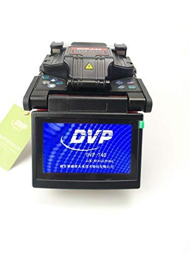 DVP-740 Mini FTTH Fiber Optic Splicing Machine Fusion Splicer