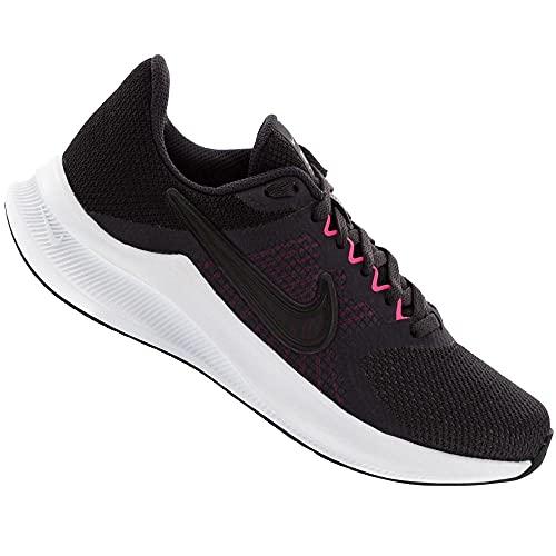 Tênis Nike Downshifter 11 Roxo e Rosa - Feminino - 36 - Marinho