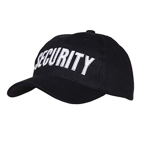 FOSTEX Garments Baseball Cap SECURITY Basecap Sicherheitsdienst
