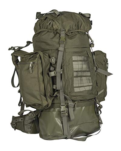 Mil-Tec Rucksack Teesar® 100L Oliv