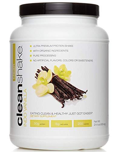 Cleanshake Vanilla Protein Shake   Amazon