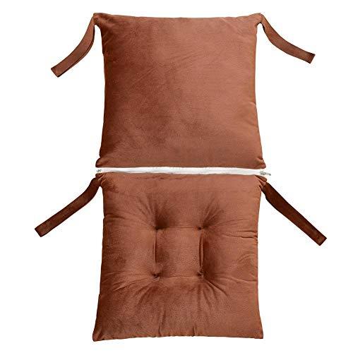 Lendenwervelzitkussen, houder EPE tapijt voor bank, slaapkamer, bureaustoel, auto, grootte kussen achter