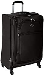 American Tourister Xtreme Spinner - more pockets more zippers to break?