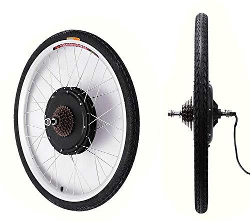 Wangkangyi Kit de conversión para bicicleta eléctrica LCD de 26 pulgadas, 36...