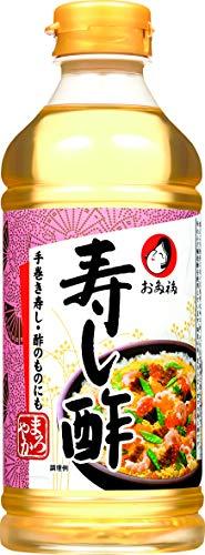 Otafuku Vinagre Preparado De Arroz Para Sushi, 500 ml, 1 unidad