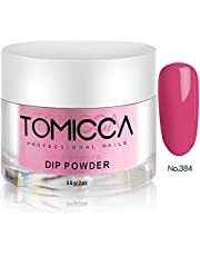 TOMICCA Dip Powder for Nails Dipping Dust Powder 56g per pot