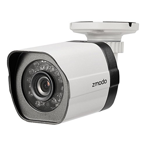 Zmodo 720p HD sPoE IP Network Outdoor Camera IR Night Vision Home Security Camera