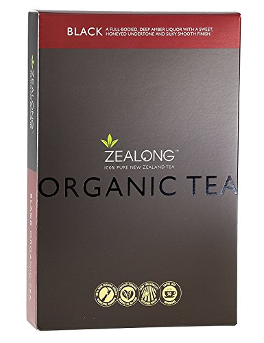 Zealong Organic Black Tea | Hand Picked Whole Loose Leaf 50 Grams, Creators of The World's Purest Tea