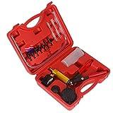 Easyeeasy 2 en 1, herramienta de reparación de pistola de bomba de vacío manual multifuncional para automóvil, herramientas de desmontaje de mano para automóvil, accesorios para automóvil