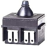 Reemplazo del interruptor para MAKITA GA4030 GD0600 GD0602 GA4530 GA5030 9553NB 9554NB 9555NB 9556NB 9556PB 650560-8 Amoladora angular de potencia Ajuste perfecto