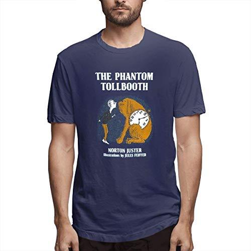 Camiseta The Phantom Tollbooth Nortou Juster Ilustraciones de Jules Feiffer Cuello Redondo Manga Corta