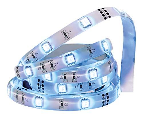 Beewi 780007 - Cinta LED conectada, 12,7 W, color blanco