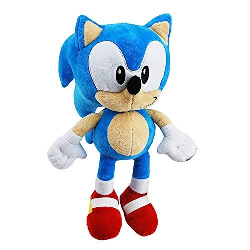 Peluche 100% original y de excelente calidad. Un producto de excelente calidad, resistente, fabricado en suave felpa efecto terciopelo. Altura: 30 cm aproximadamente. Producto 100% original Sega, con licencia oficial.