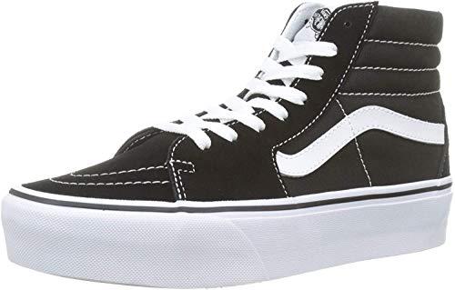 Vans Sk8-Hi Platform 2 Damen Sneaker, Gr.- 38 EU, Schwarz