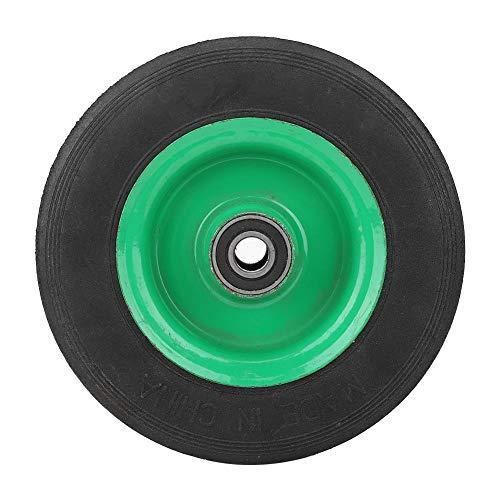 6 Ih Wheel Solid Tire Explosionsgeschützter Reifen Verschleißfester Radreifen Industrietauglicher Handwagen Radwagen Vollreifen 100