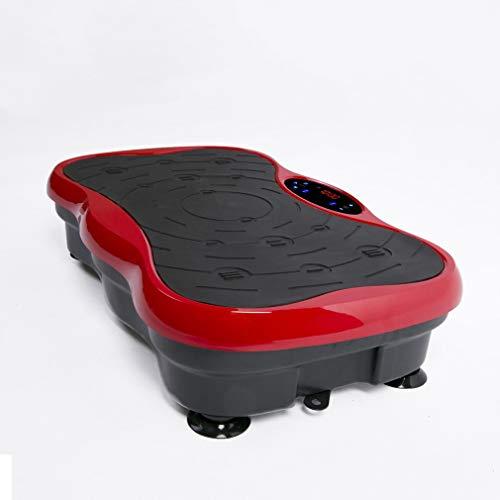 XBRMMM Fitness Plate Vibrationstrainer, Für Den Büro-Wohnzimmer, Multi-Funktions Mit Bluetooth Und USB,Vibrationsplatte Body-Shaper Der Eignungs-Ausrüstung, Maximale Belastung 100 Kg