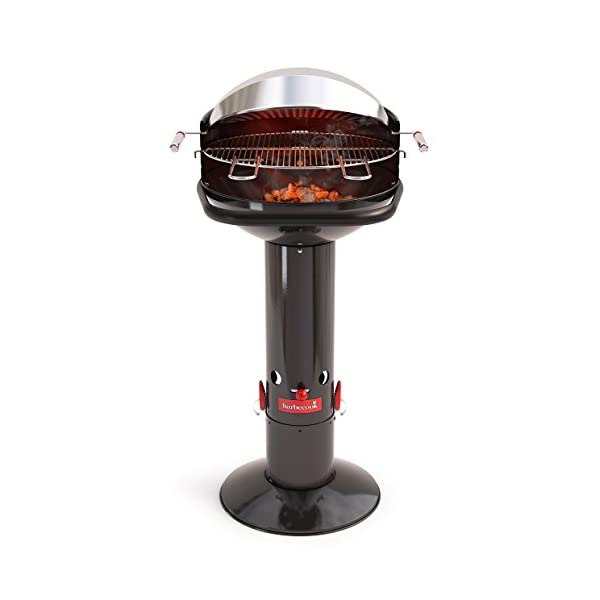 Barbecook Loewy 45 - barbecues & grills (Black, Round) 1