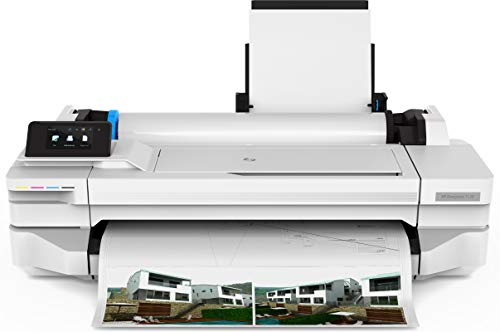 HP DesignJet T130 24-in Large Format Printer