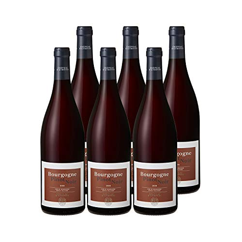 Bourgogne Pinot Noir Rouge 2018 - Château d'Etroyes -...