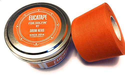 Eucatape Eucalyptus Infused Golf Grip Tape for Men/Women–Sweatproof Tape Heals and Protects from Blisters Cuts Dry Skin While Golfing Golf Gifts Grips & Accessories