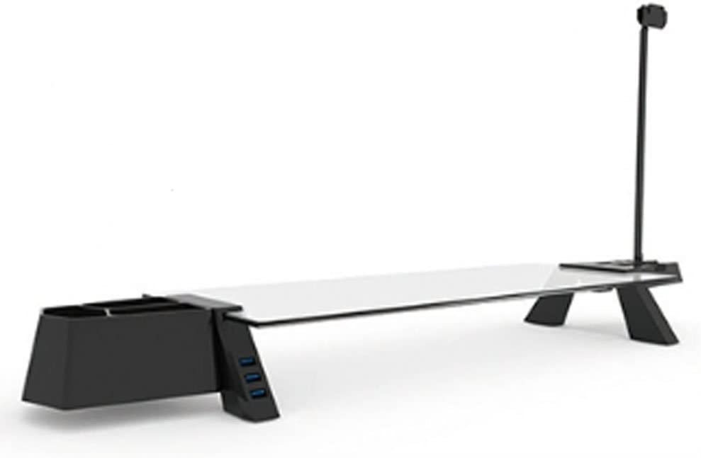 Smart Dock Bridge USB 3.0 Monitor Stand Black / Monitor / Stands / PC / Mouse / Keyboard / Laptop / Desktop / Computer / Computer Accessories /