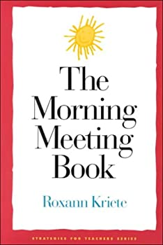 Paperback The Morning Meeting Book