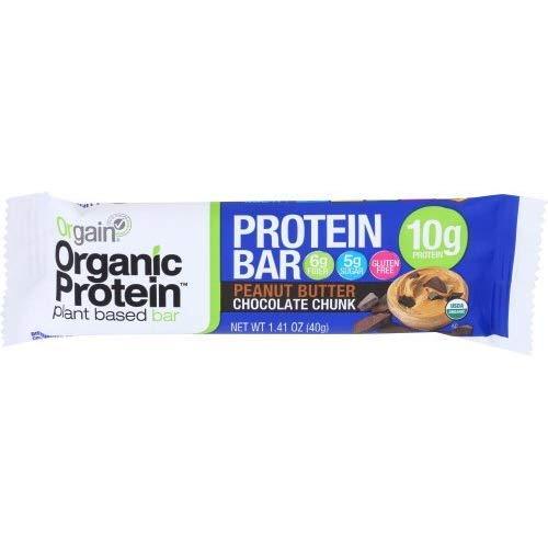 Orgain Organic Plant Based Protein Bar