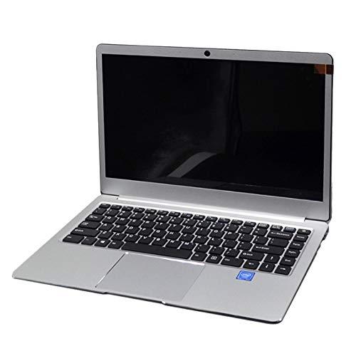 Iycorish Procesador N3450 de 14 Pulgadas, 8G + 128G, Compatible con Memoria Corriente 2.4 / 5GWiFi Quad-Core Gaming Notebook (Enchufe de la EU)