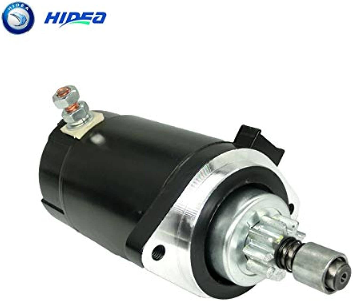 Valves & Parts Zereff Start Motor for YMH 115HP 115ETL 19841990 Outboard Motor 6E58180010 Boat