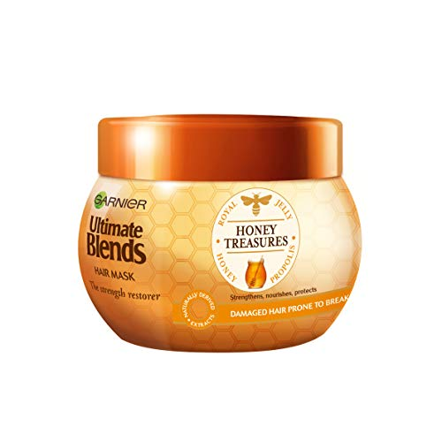 Garnier Garnier Ultimate Blends Honing Versterking Haarmasker 300 ml
