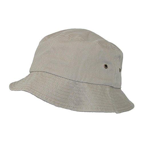 Man Sports Sportsman Sombrero de Sarga de algodón Plegable para Viaje