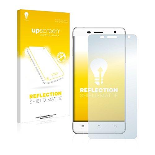 upscreen Entspiegelungs-Schutzfolie kompatibel mit Oukitel K4000 Pro – Anti-Reflex Bildschirmschutz-Folie Matt