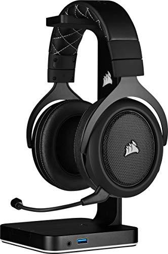 Corsair CA-9011211-EU - Auriculares inalámbricos, Negro