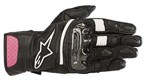 Alpinestars Gants moto Stella Sp-2 V2 Gloves Black Fuchsia, Noir/Fuchsia, L