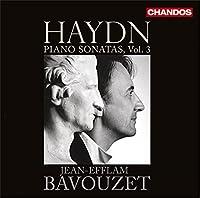 ハイドン:ピアノ・ソナタ集Vol.3