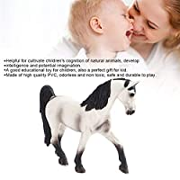 動物像のおもちゃ、、強くて丈夫な脳のゲーム絶妙にリアルな馬のモデルのおもちゃ、教育機関の早期教育