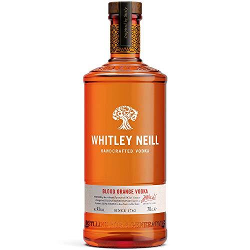 Whitley Neill Blood Orange Vodka, 70 cl